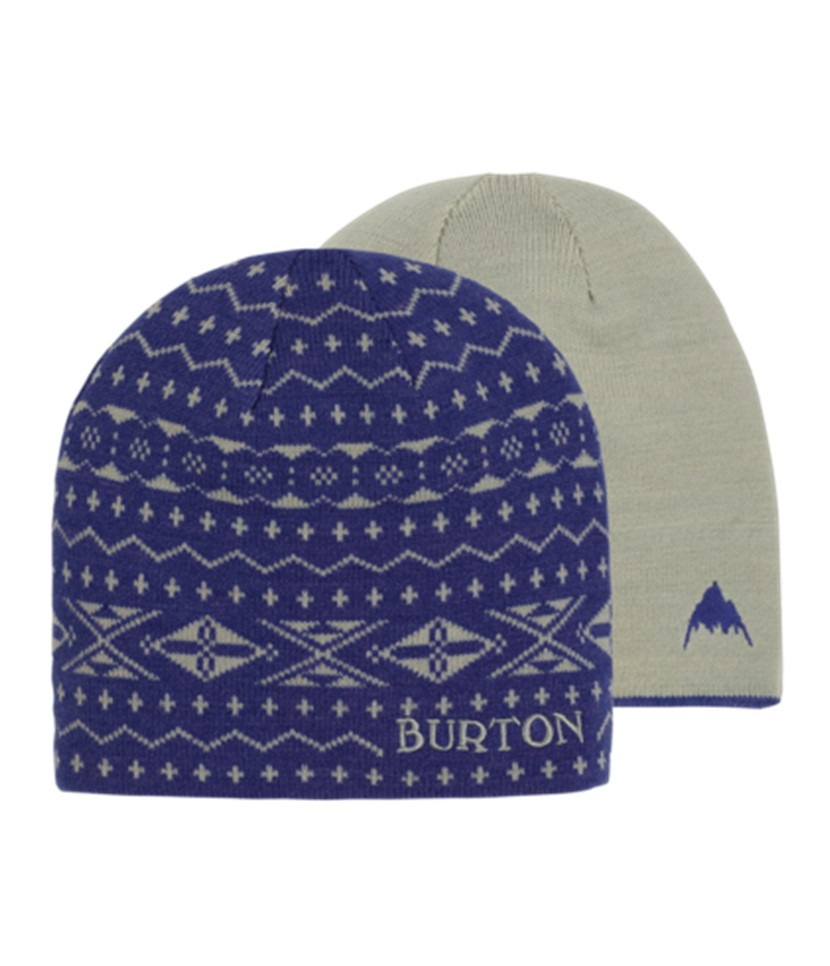 Burton Belle Reversible Beanie-Royal Blue