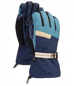 Burton Deluxe Gore-Tex Glove-Storm Blue