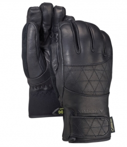 Burton Gondy Gore-Tex Leather Ladies Glove-True Black