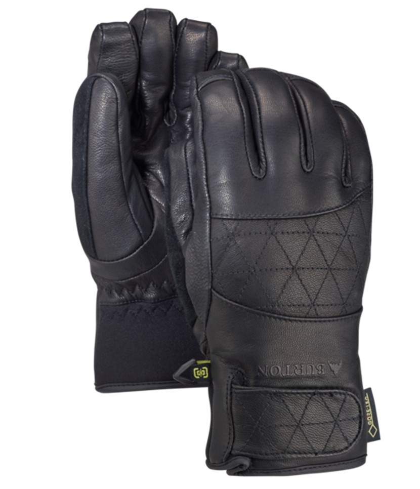 Burton Gondy Gore-Tex Leather Ladies Glove-True Black