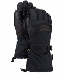 Burton Warmest Gore-Tex Ladies Glove-True Black