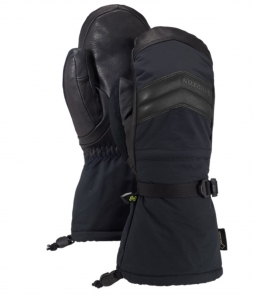Burton Warmest Gore-Tex Ladies Mitt-True Black