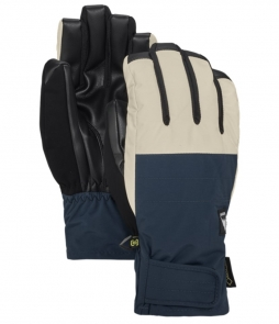 Burton Reverb Gore-Tex Glove-Dress Blue, Almond