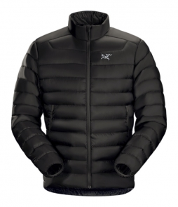 Arc'teryx Cerium LT Jacket Black