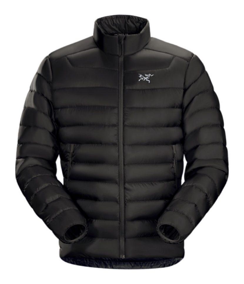 Arc'teryx Cerium LT Jacket Black