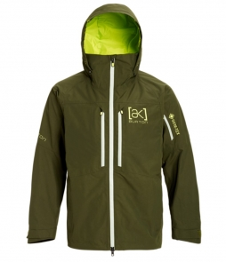 Burton AK Swash Gore-Tex Jacket-Forest Green