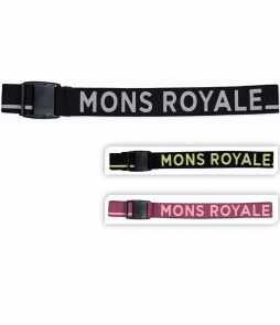 Mons Royale Belts