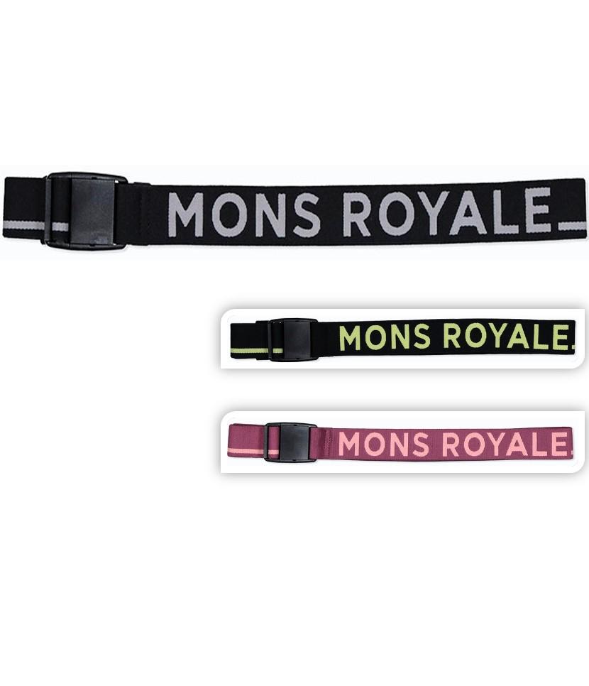 Mons Royale Belts