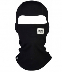 Mons Royale Cold Days Balaclava-Black