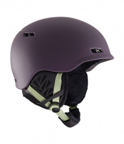 Anon Griffon Helmet-Purple