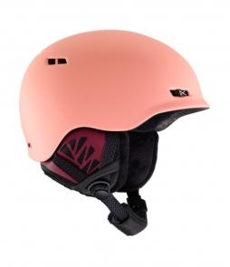 Anon Griffon Helmet-Coral