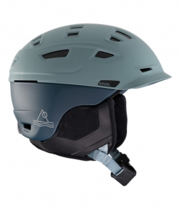 Anon Prime MIPS Helmet-Lay Back Gray