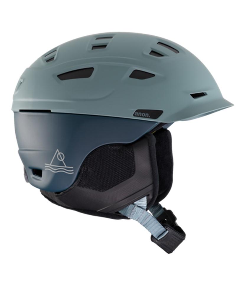 Anon Prime MIPS Helmet-Lay Back Gray