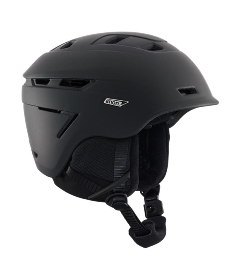 Anon Echo Helmet-Blackout