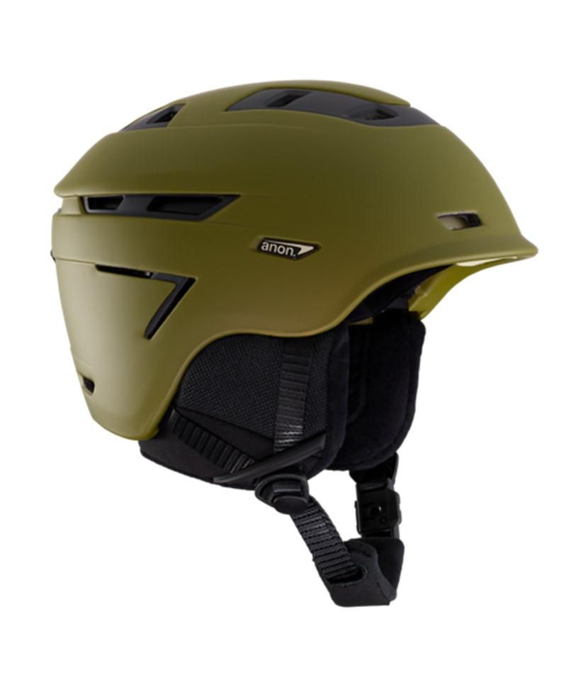 Anon Echo Helmet-Olive