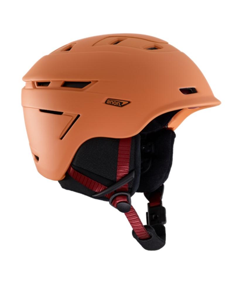 Anon Echo Helmet-Orange