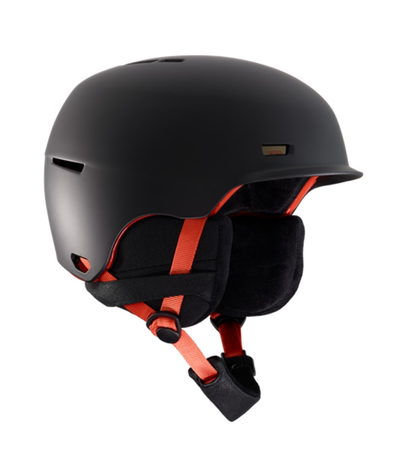 Anon Highwire Helmet-Black Pop