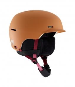 Anon Highwire Helmet-DOA Orange