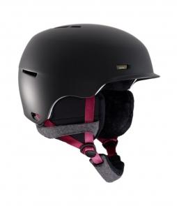 Anon Raven Helmet-Black