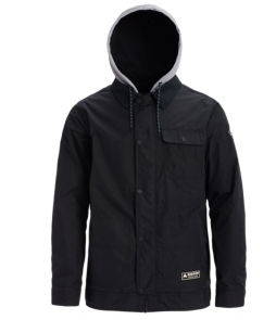 Burton Dunmore Jacket-True Black