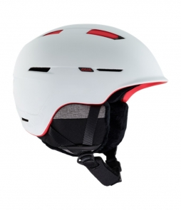 Anon Auburn Helmet-White Rose