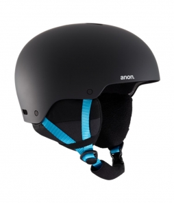 Anon Raider 3 Helmet-Black Pop