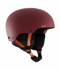 Anon Raider 3 Helmet-DOA Red