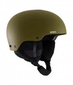 Anon Raider 3 Helmet-Olive
