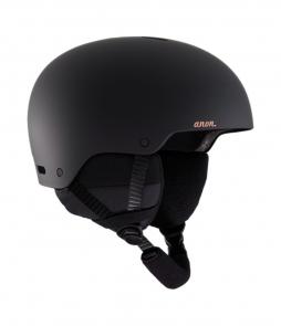Anon Greta 3 Helmet-Black