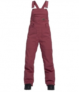 Burton Avalon Bib Pant-Rose Brown