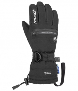 Reusch Down Luis Glove-Black