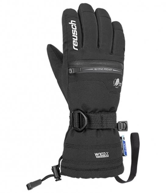 Reusch Down Luis Glove-Black