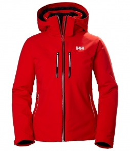 Helly Hansen Alphelia LifaLoft Jacket-Alert Red