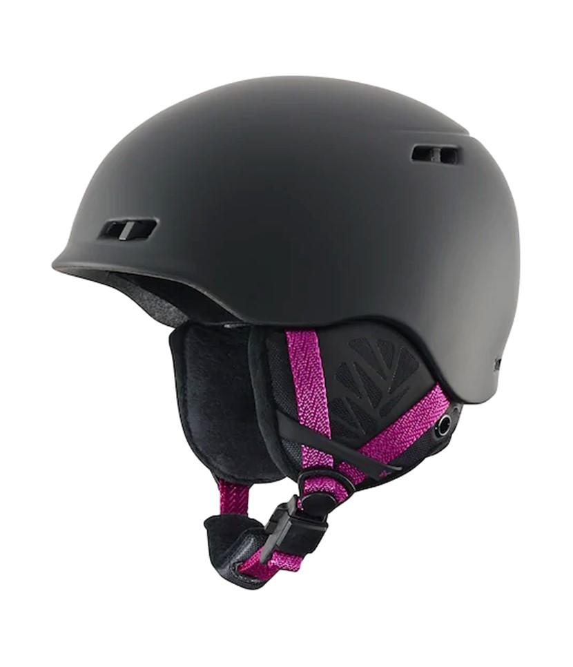 Anon Griffon Helmet-Black 2.
