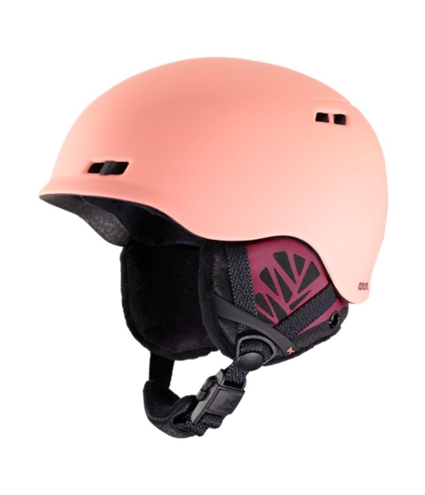 Anon Griffon Helmet-Coral 2.