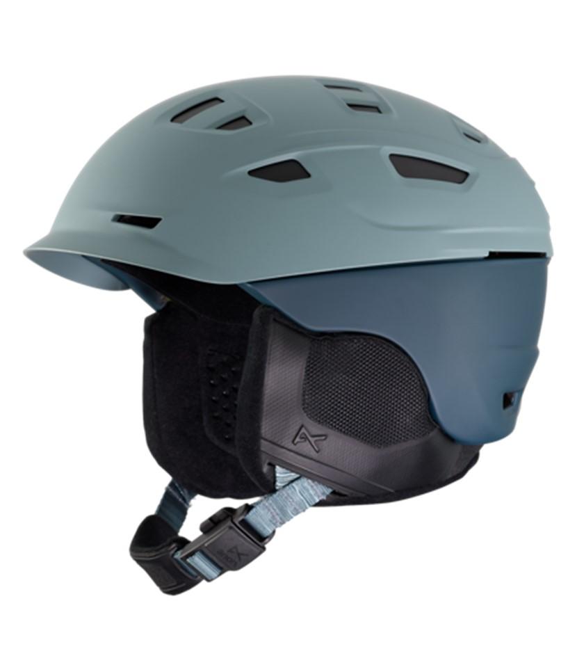 Anon Prime MIPS Helmet-Lay Back Gray 2.