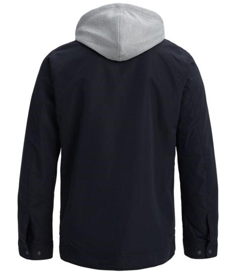 Burton Dunmore Jacket-True Black 2.