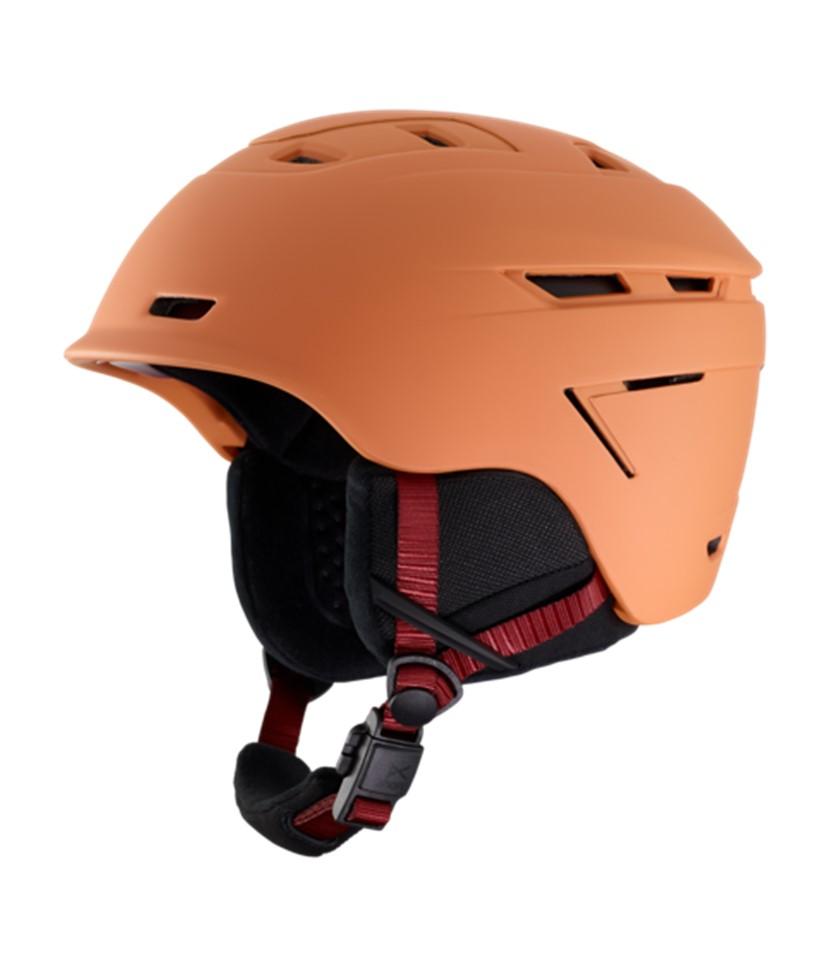 Anon Echo Helmet-Orange 2.