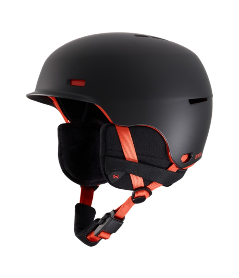 Anon Highwire Helmet-Black Pop 2.