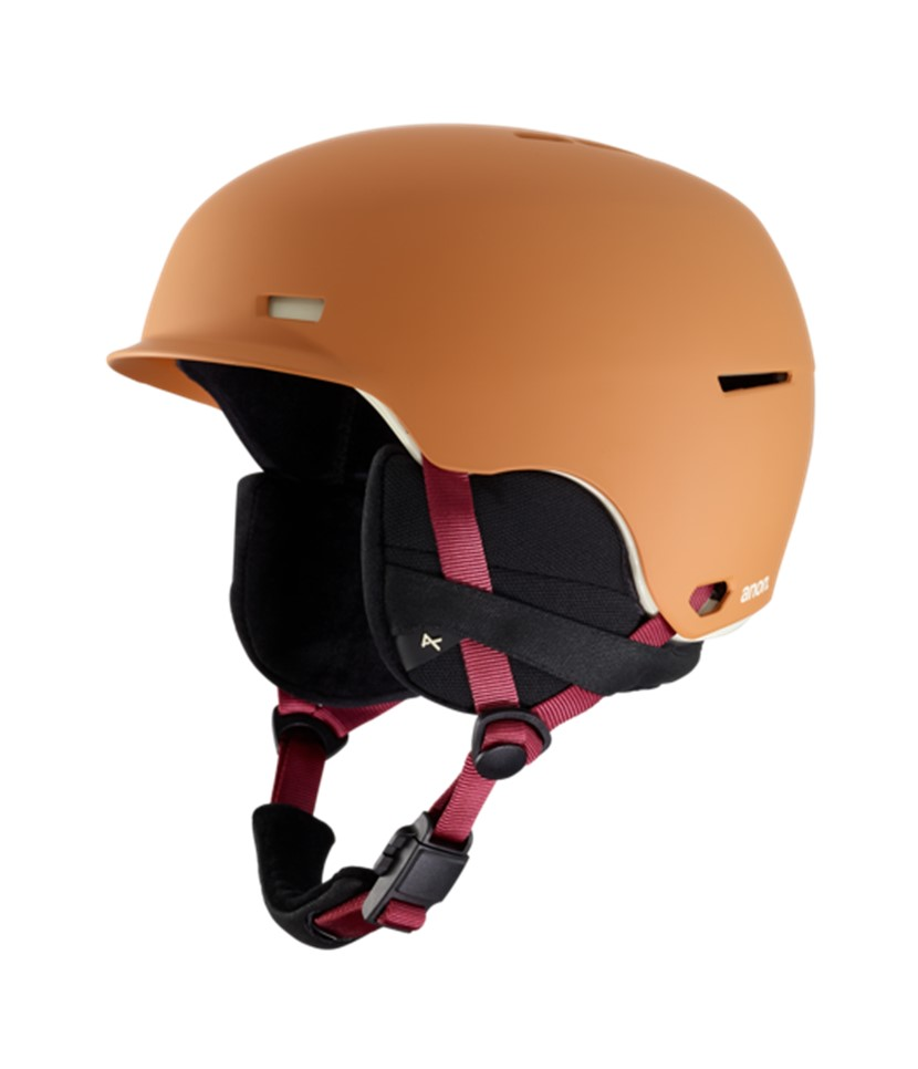 Anon Highwire Helmet-DOA Orange 2.