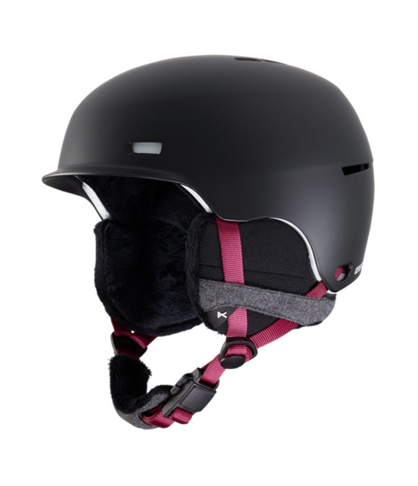 Anon Raven Helmet-Black 2.