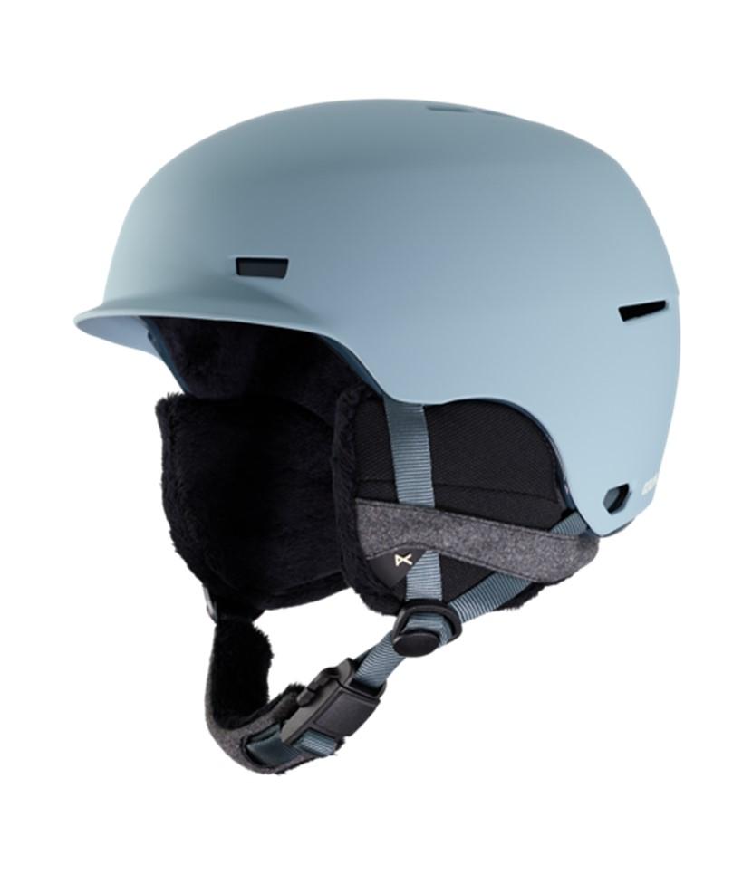 Anon Raven Helmet-Gray 2.