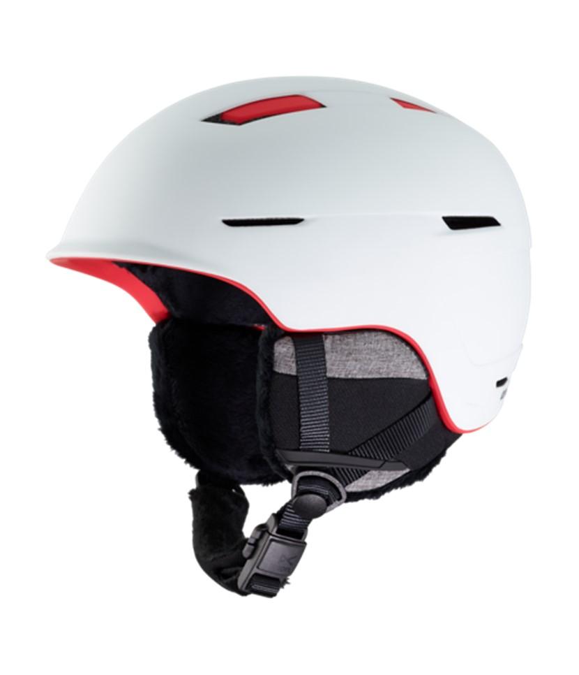 Anon Auburn Helmet-White Rose 2.