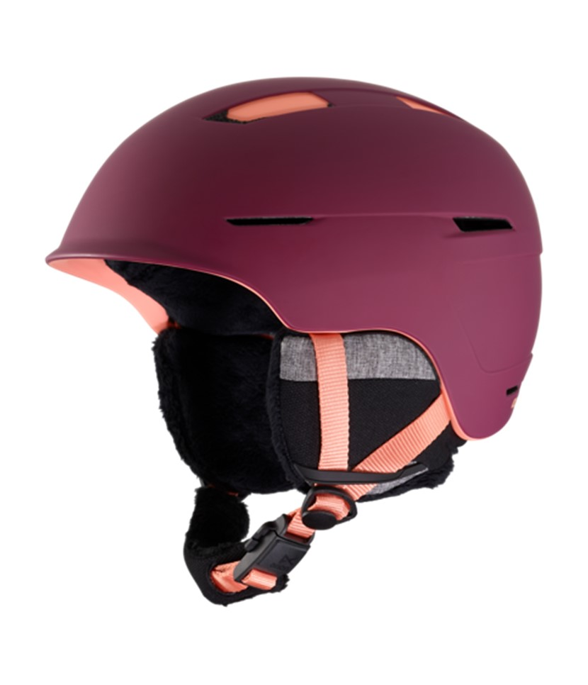 Anon Auburn Helmet-Ruby 2.