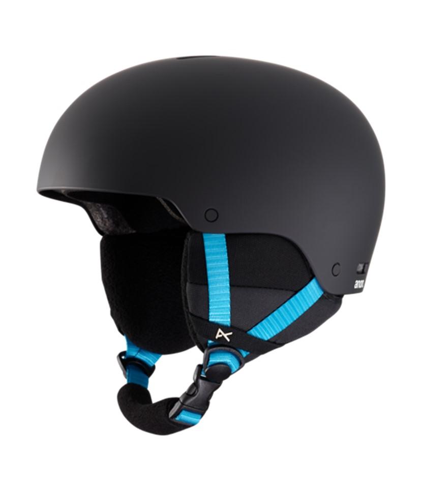 Anon Raider 3 Helmet-Black Pop 2.