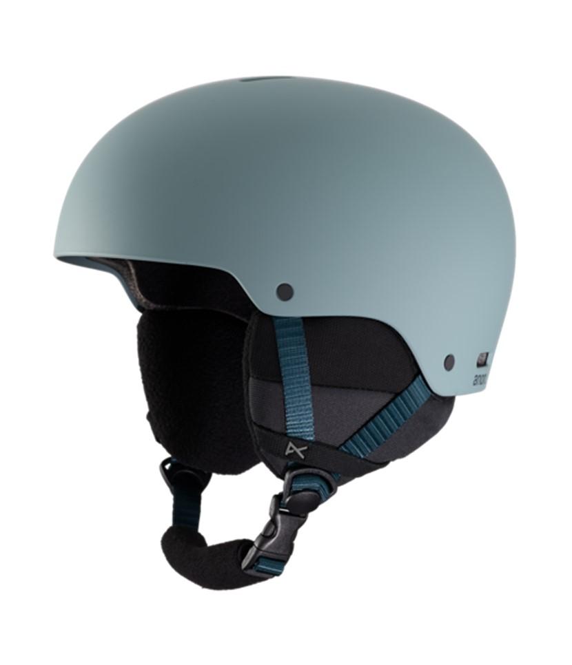 Anon Raider 3 Helmet-Gray 2.