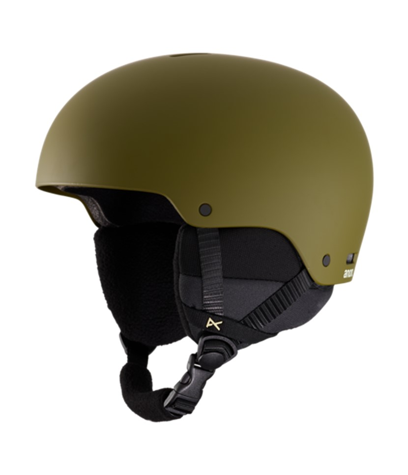 Anon Raider 3 Helmet-Olive 2.