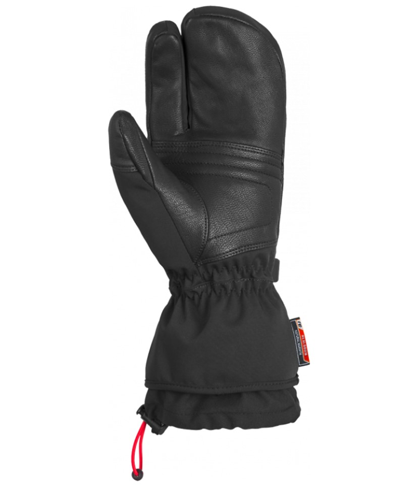 Reusch Down Spirit Gore-Tex Lobster-Black 2.