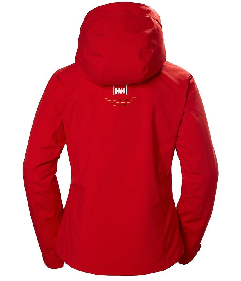 Helly Hansen Alphelia LifaLoft Jacket-Alert Red 2.