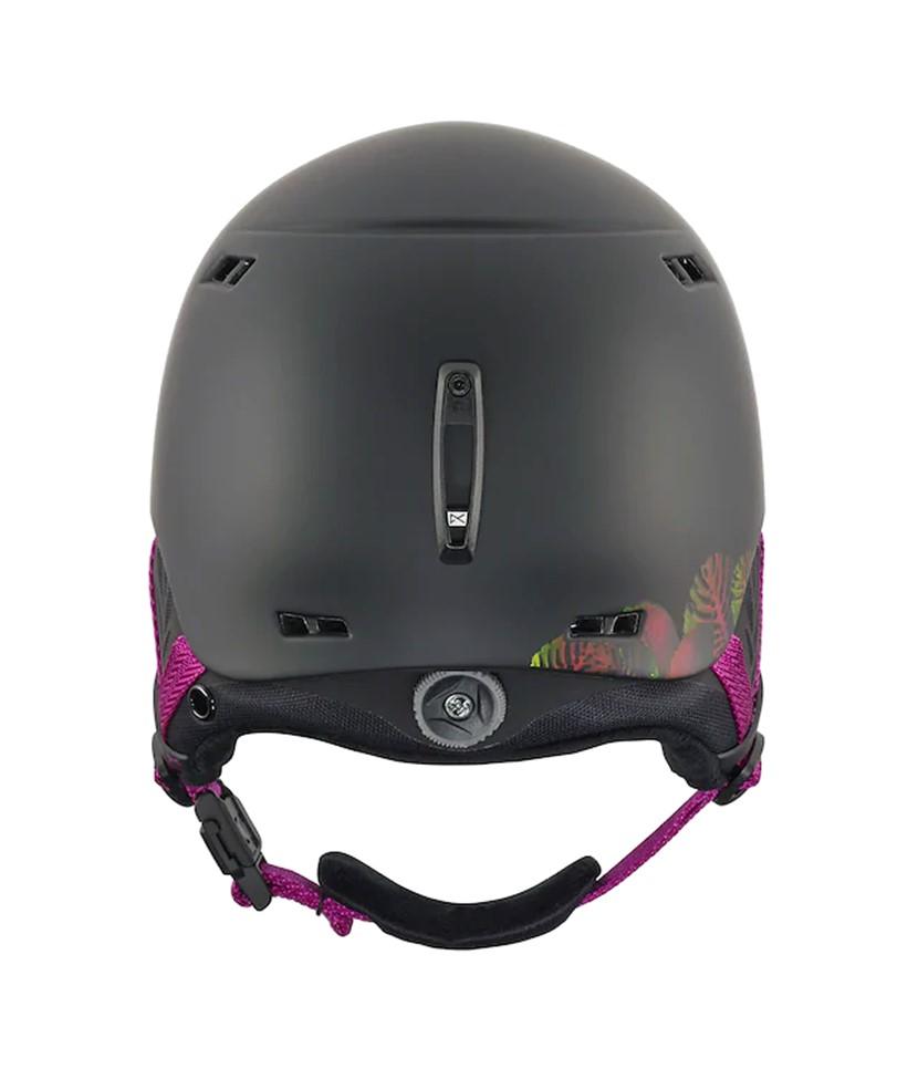 Anon Griffon Helmet-Black 3.